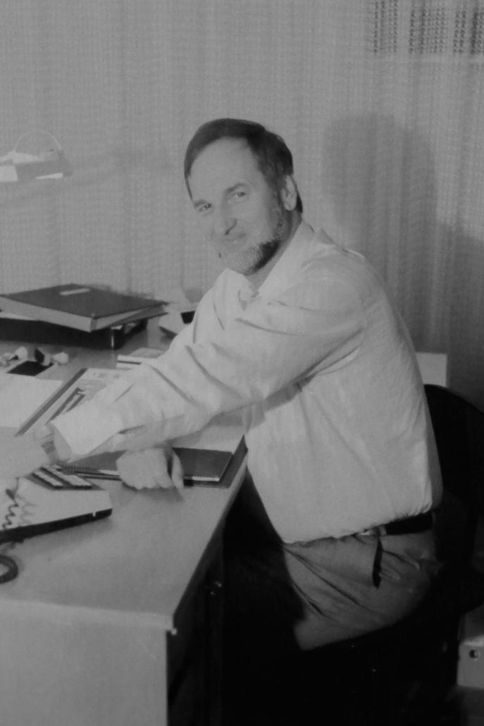 Gründer Dieter Sommer