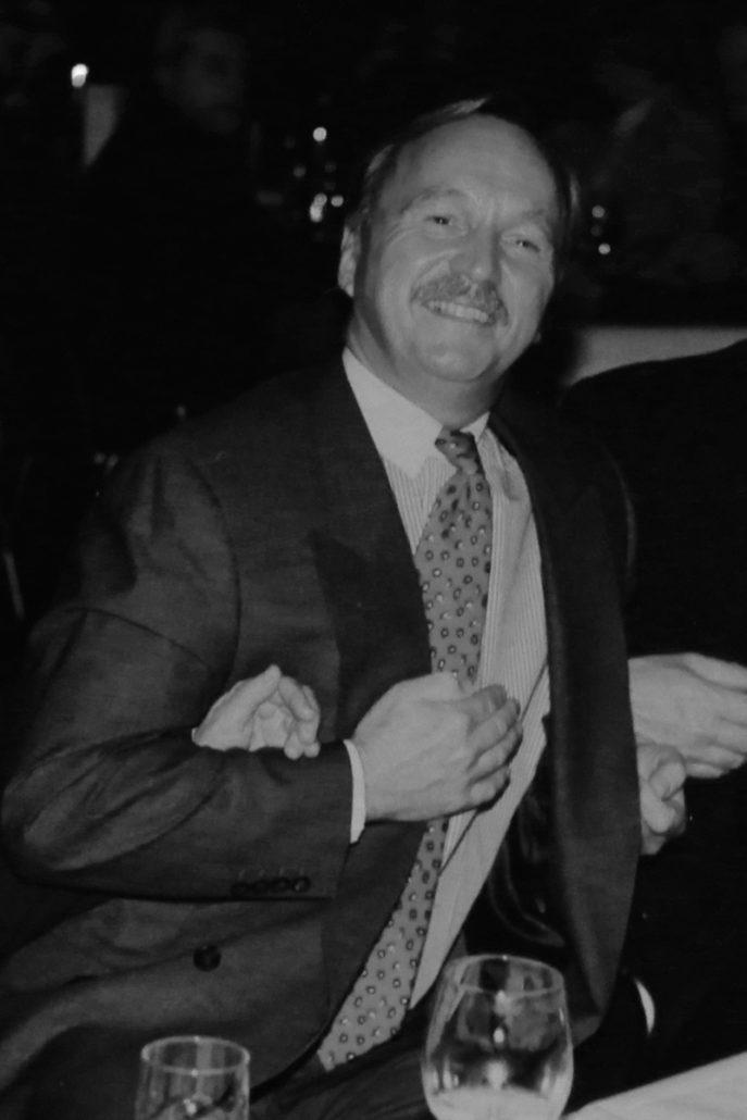 Geschäftsführer Wolfgang Sandau